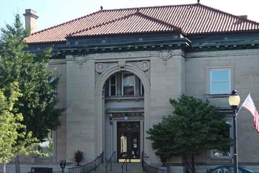 Carnegie Hall At Newport