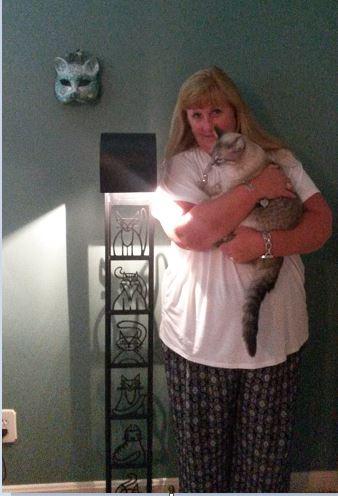 Karal Hicks (and Finn) - Cat Lamp Winner - Revised