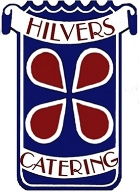 hilvers catering flag